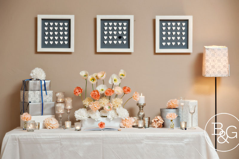 Love In Paper A Paper Inspired Styled Wedding The Gift Table