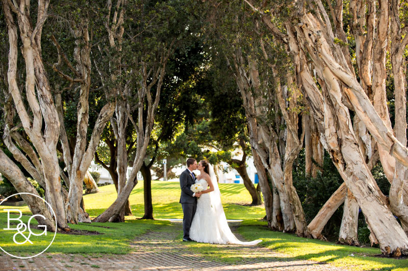 Courtney & Mike, St Monicas & Marina del Rey Wedding