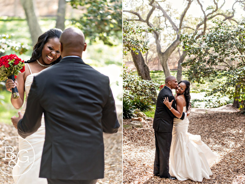 Clara & Kyle, Descanso Gardens Wedding, Los Angeles Wedding Photographer
