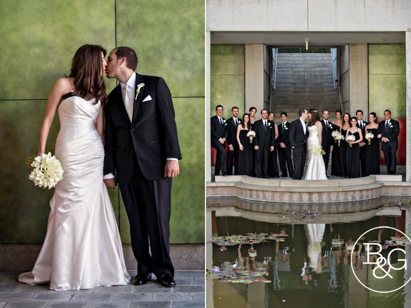 Rachael & Jonathan, Skirball Cultural Center Wedding, Los Angeles Wedding Photographer