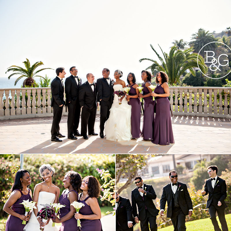 Kim & Lauren, Bel Air Bay Club Wedding, Los Angeles Wedding Photographer