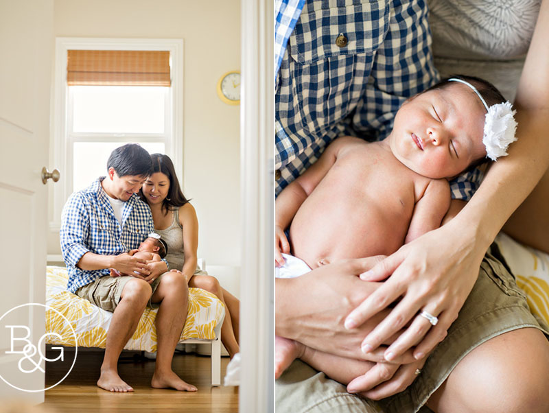 NEWBORN BABY LUCY, LOS ANGELES PORTRAIT PHOTOGRAPHER