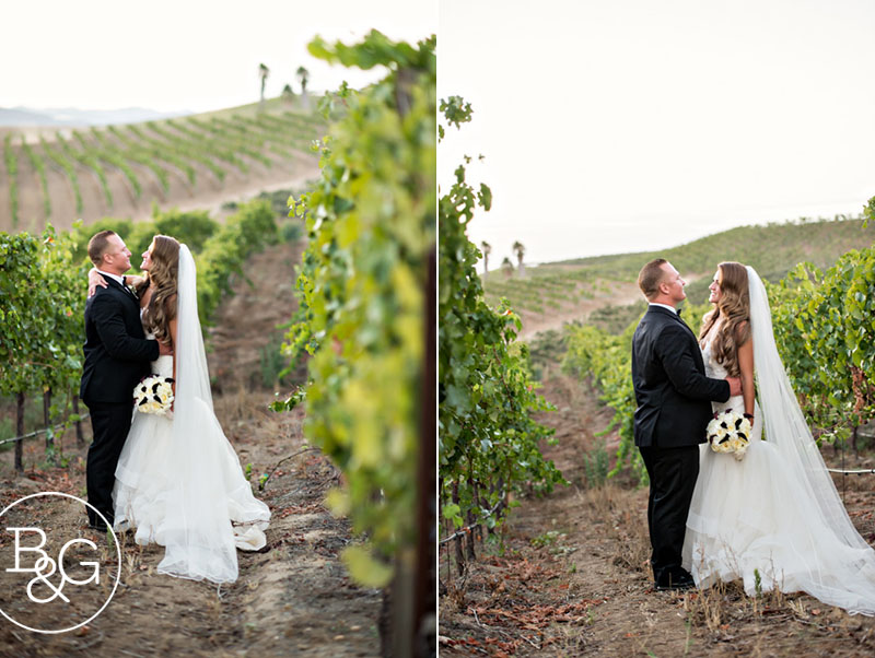 Ashley & Brent, Falkner Winery Wedding, Temecula Wedding Photographer