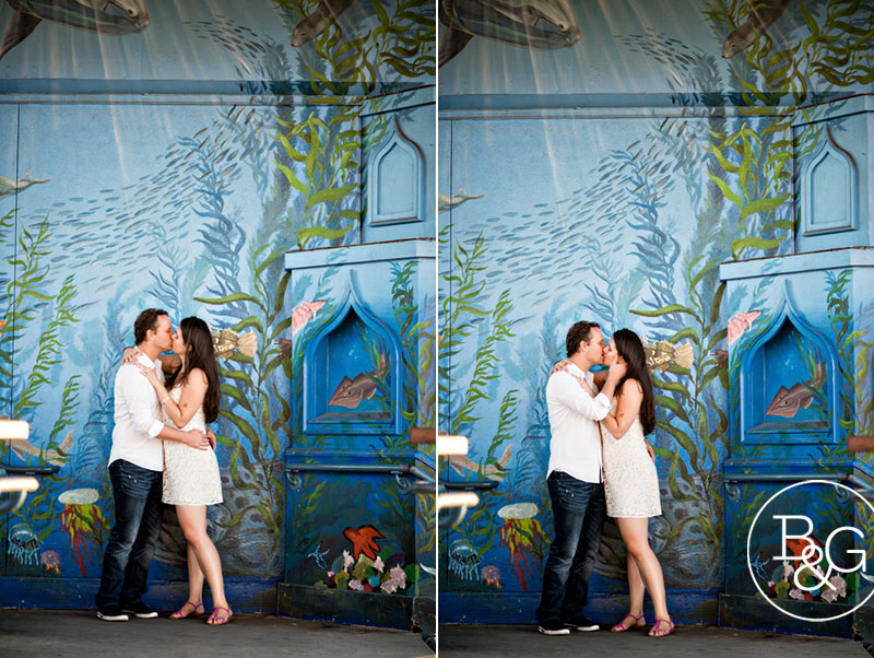 Ashley & Nicholas, Santa Monica Engagement Session, Santa Monica Wedding Photographer