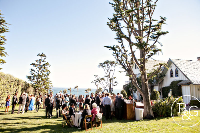 Leah & Brandon, Cypress Sea Cove Wedding, Malibu Wedding Photographer