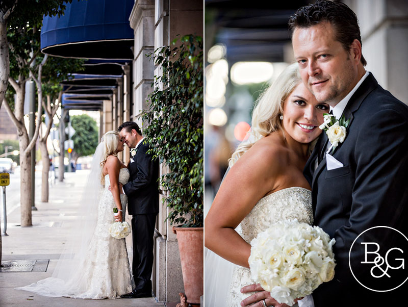Christina & Peter, The Jonathan Club Wedding, Los Angeles Wedding Photographer