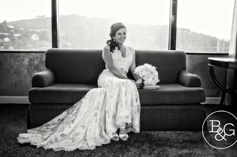 Jen & Jeremy, Hilton Universal City Wedding, Los Angeles Wedding Photographer