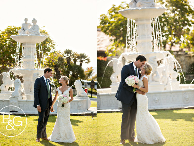 Lauren & Marshall, Trump National Golf Club Wedding, Rancho Palos Verdes Wedding Photographer