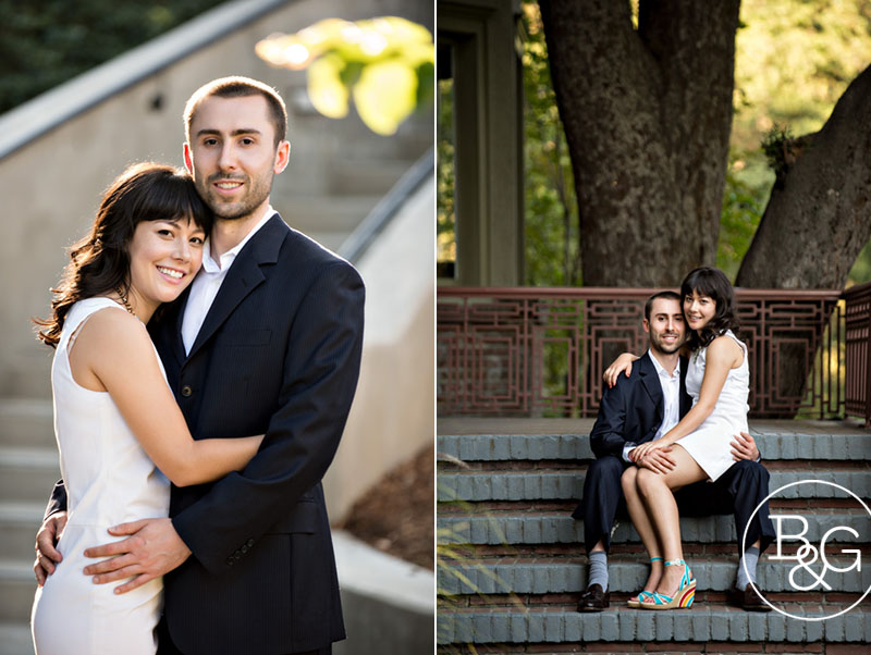 Margaret & Alex, Polytechnic School Engagement Session, Pasadena Wedding Photographer