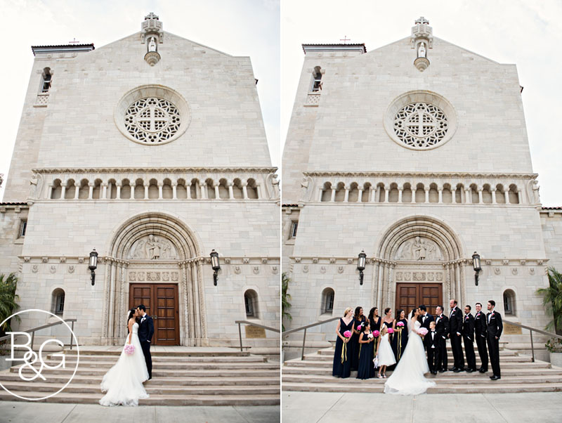 Avelina & Gregg, Saint Monicas & Casa del Mar Wedding, Santa Monica Wedding Photographer