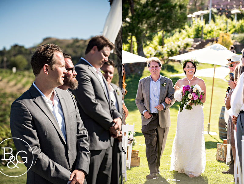 Ashley & Nicholas, Saddlerock Ranch Wedding, Malibu Wedding Photographer