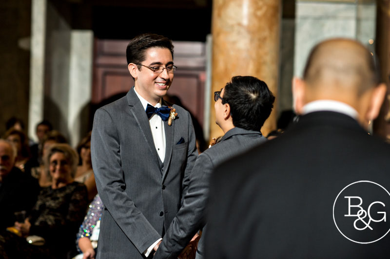 Andrew & Steven, Natural History Museum Same Sex Wedding, Los Angeles Wedding Photographer