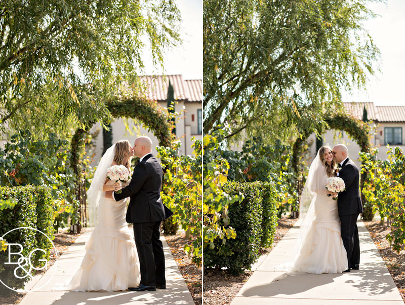 Callie & Joe, Ponte Winery, Temecula Wedding Photographer