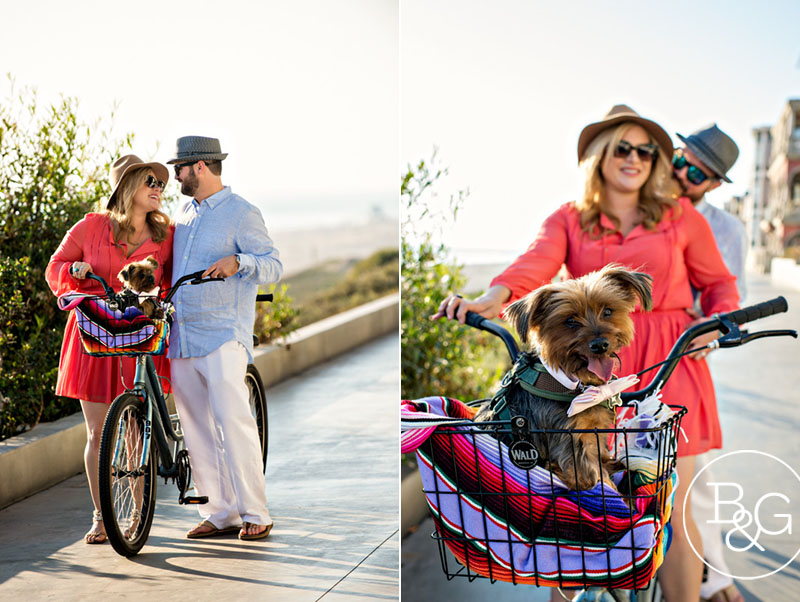Krystal & Sean, Manhattan Beach Pier Engagement Session, Manhattan Beach Wedding Photographer